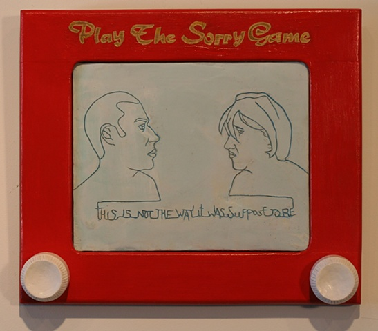 Play The Sorry Game (SOLD)