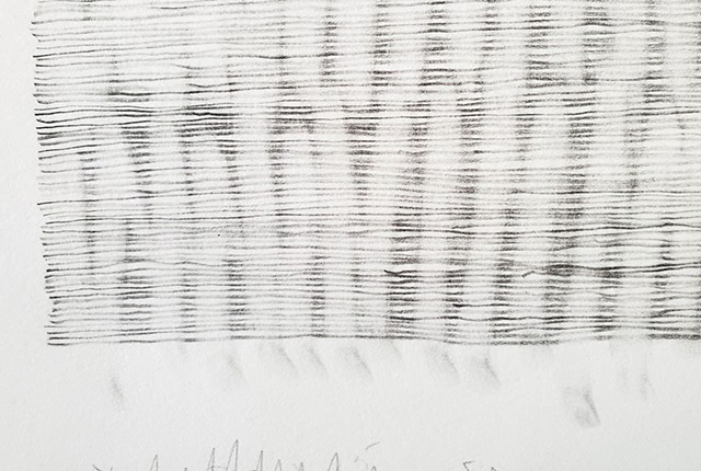 drawing, singular forms repeated, yong sin, conceptual