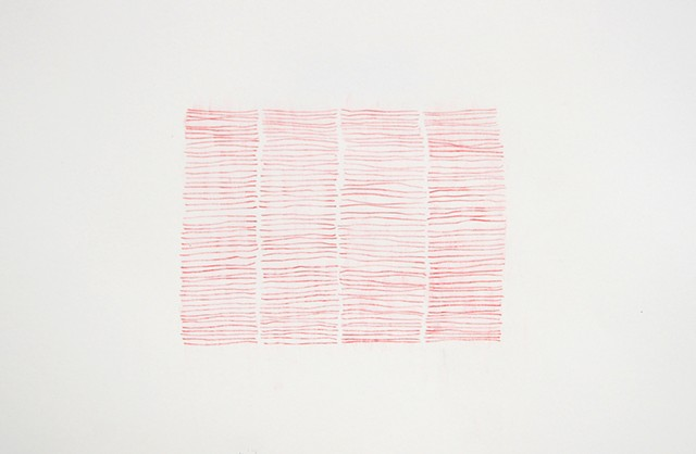 drawing, singular forms repeated, yong sin