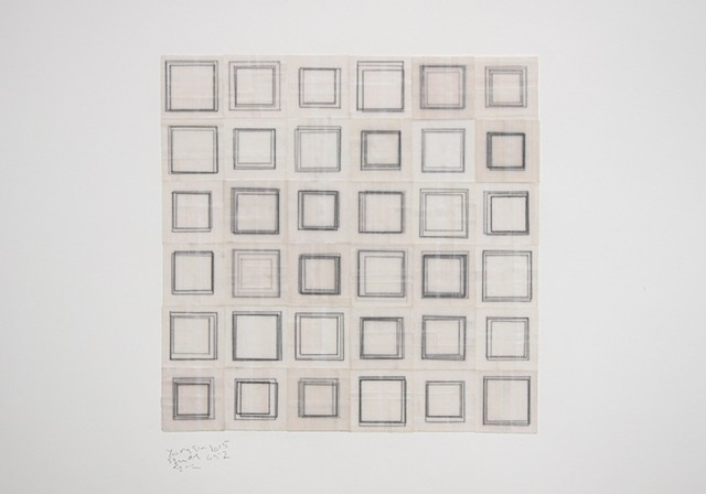square, squares, drawing, pencil drawing, minimal, abstract, geometric