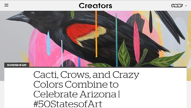 VICE 50 States of Art