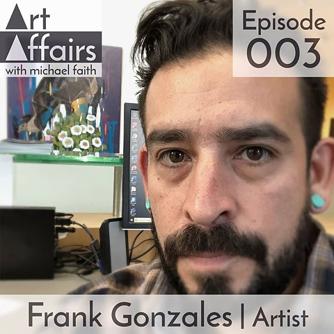 Art Affairs Podcast feature!