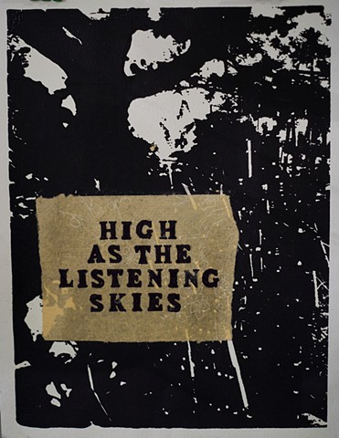 Witness: High as the Listening Skies