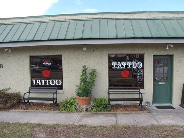 "All Aces Tattoo and Body Piercing ""LLC"""