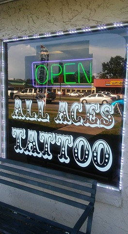 All Aces Tattoo and Body Piercing