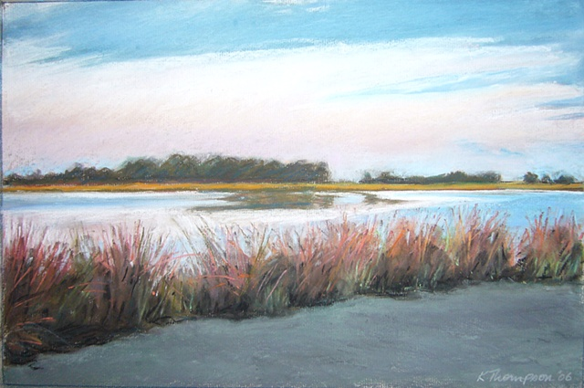 Sandy Hook Sunset