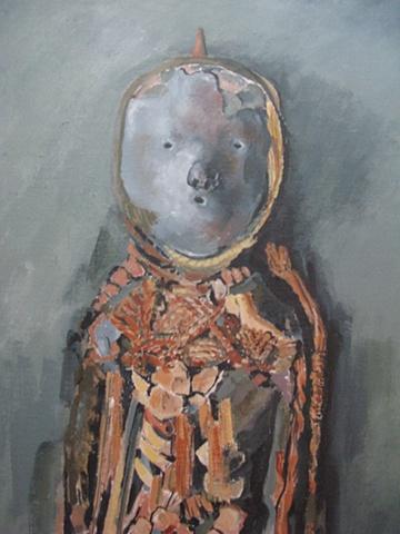 The Little Soldier Mummy