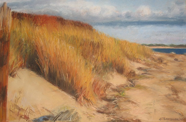 Grasses at Sandy Hook