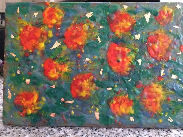Wax Blooms