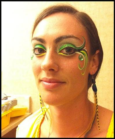 Green Eyed Queen