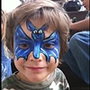 Blue Bat Boy