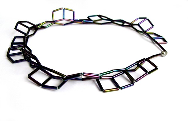 geometric jewellery, contemporary jewellery, handcrafted jewellery
