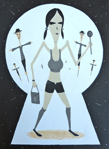 Scarecrow Sonia