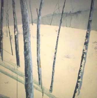 Winter Solitaire III