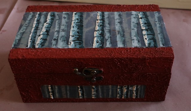Box of Birches1 - sold
