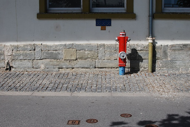 Hydrant on bodensee