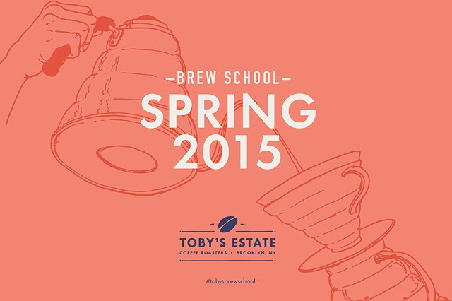 Toby's Estate Brew School Illustrations