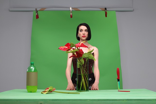 "St. Vincent - ""New York"" BTS"