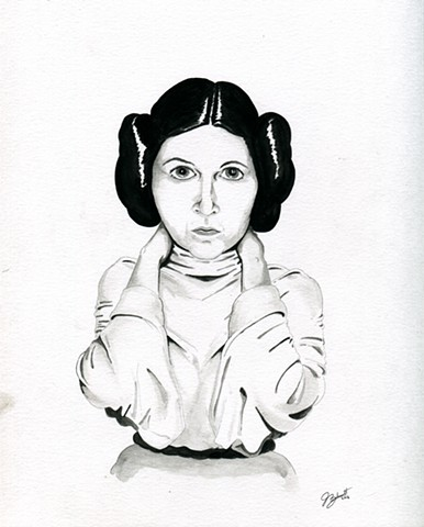 Carrie Fisher Forever.