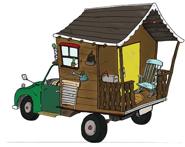 House-Truck