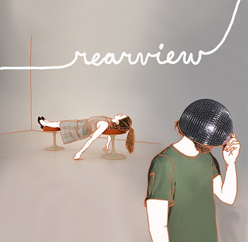 "Cover Art for ""Rearview"""