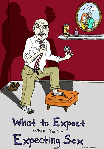 What to Expect When You're Expecting Sex. Available now at www.cosmicwestern.com