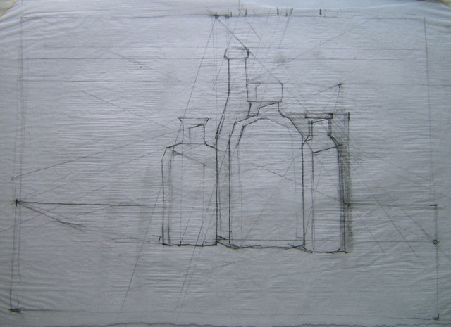bottle project: preliminary composition