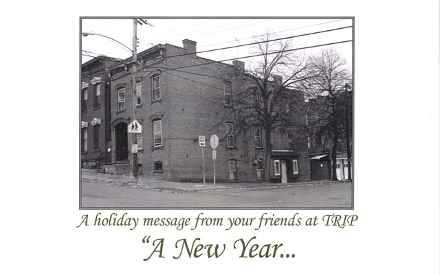 TRIP Holiday Card