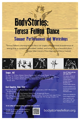 BodyStories Poster