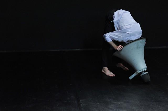 performance still from still life -