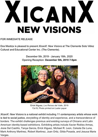 11/19/2019 Curatorial Project Press Release
