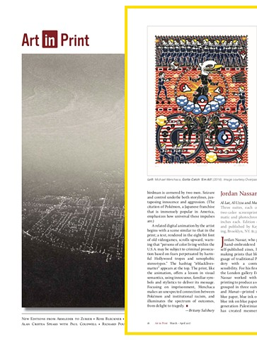 Art in Print Review