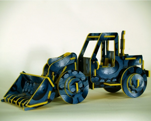 Sculptural Works 2000 - 2006