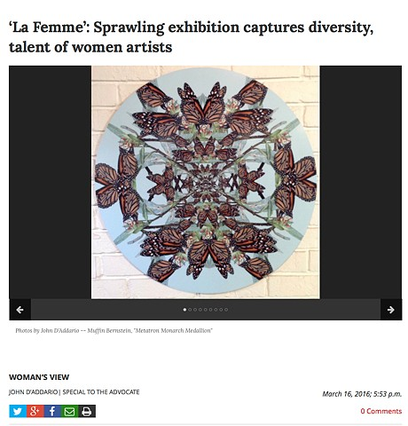 La Femme Review in the New Orleans Advocate