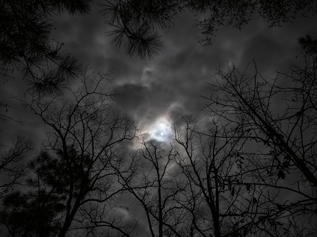 Dark Sky Solstice Moon #4