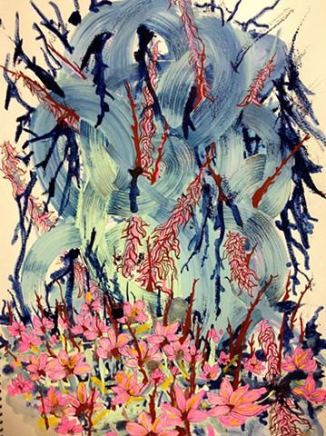 fantasy, abstraction, surrealism, graphic
