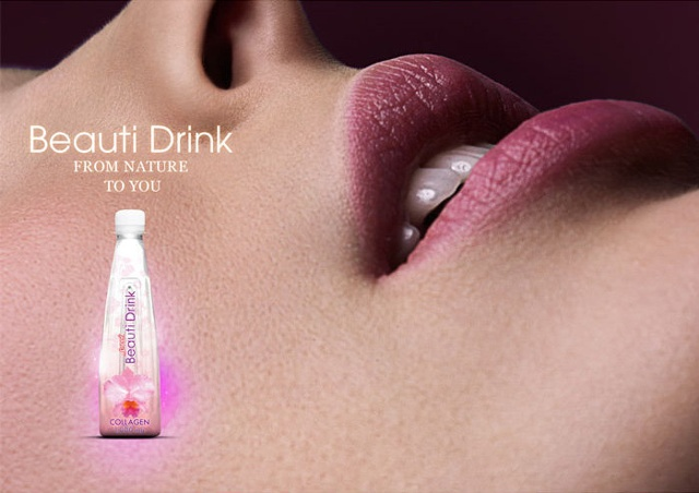 Beauti Drink Campaign