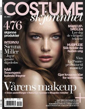 COSTUME SKJØNNHET Issue 1