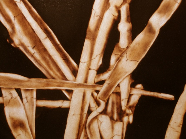 "Detail of ""Thicket"""
