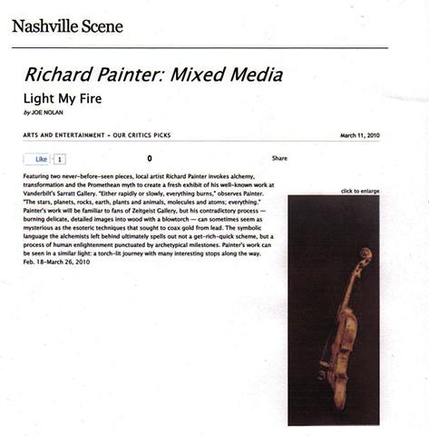 Nashville Scene --March 2010