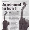 Jonathan Marx Review--Nashville Tennessean--2007