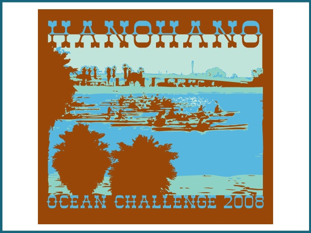 Ocean Challenge Client: Hanohano Outrigger Club