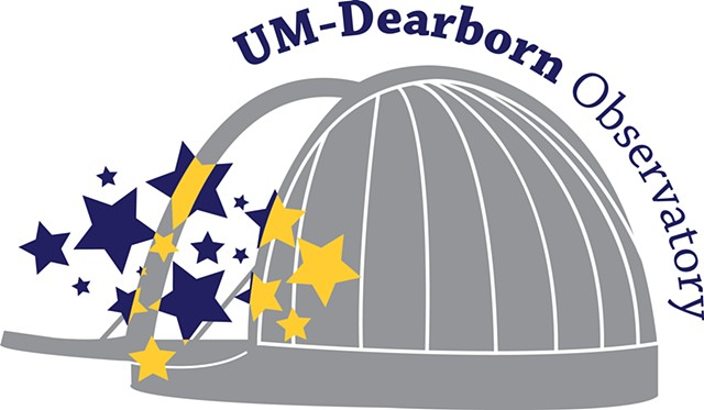 University of Michigan - Dearborn Observatory Logo