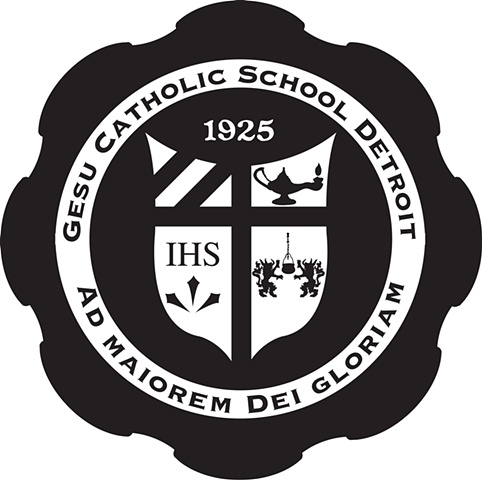 Gesu Catholic School Seal