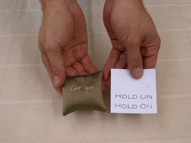 Hold On / Let Go