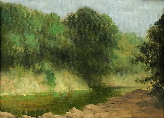 """A Humid Day- Nesbit Park in Loveland"""
