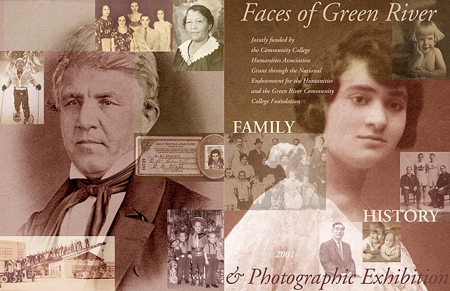 Faces of Green River