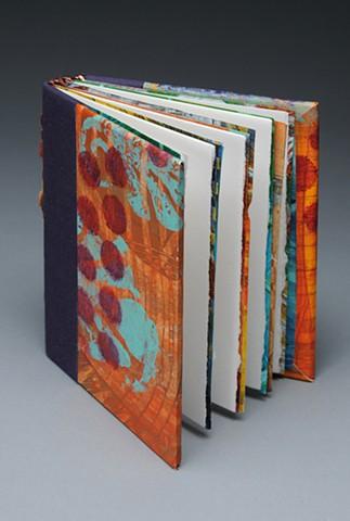 Paste Paper journal