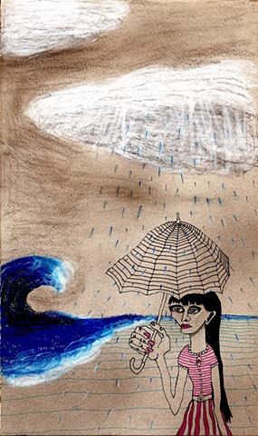 Spiderweb Umbrella