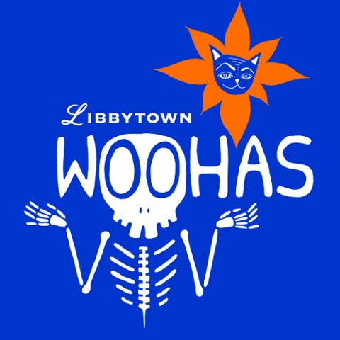 Libbytown Woohas Logo